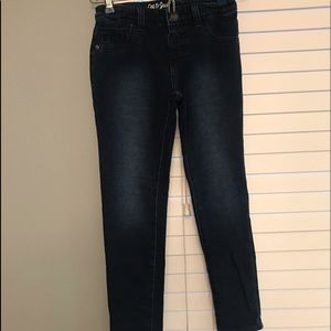 Girls size 7/8 cat and Jack jegging
